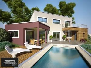 Maison toit plat : les avantages