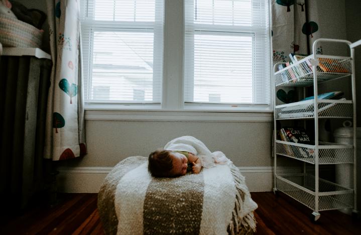 Maison sécurisée bébé