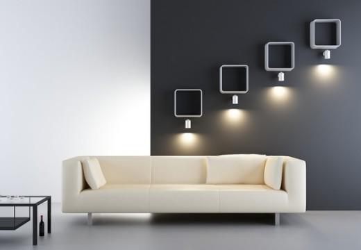 Les trois principaux types d'éclairage