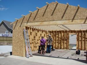 Construire une annexe