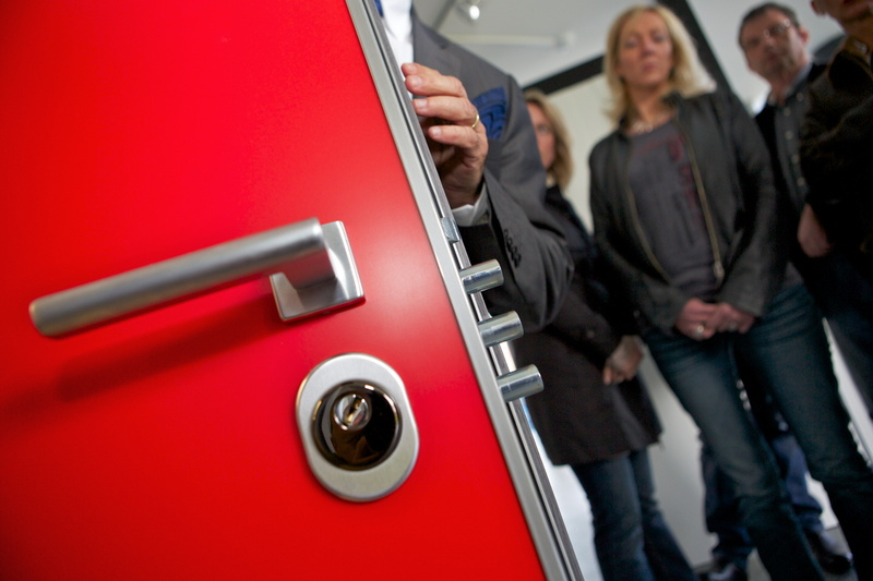 Installer une porte extérieure