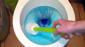 L'entretien des toilettes