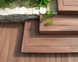 Les matériaux composites de terrasse