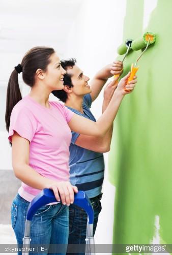 Conseils pour peindre un mur en 3 tapes - Conseil pour peindre un mur ...