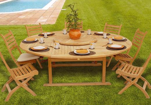 Tables de jardin : matière, avantages et inconvénients