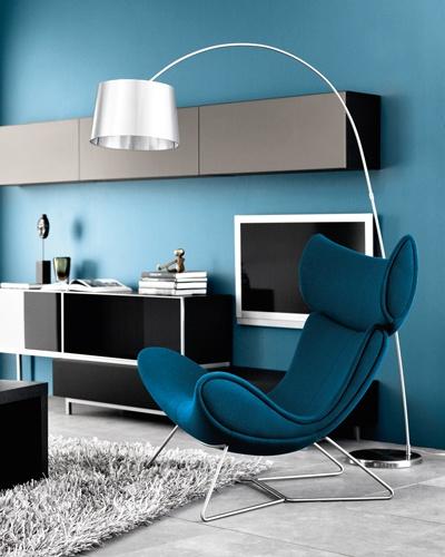 couleur de peinture bleu couleur de peinture pour chambre tendance en photos bleu peinture. Black Bedroom Furniture Sets. Home Design Ideas