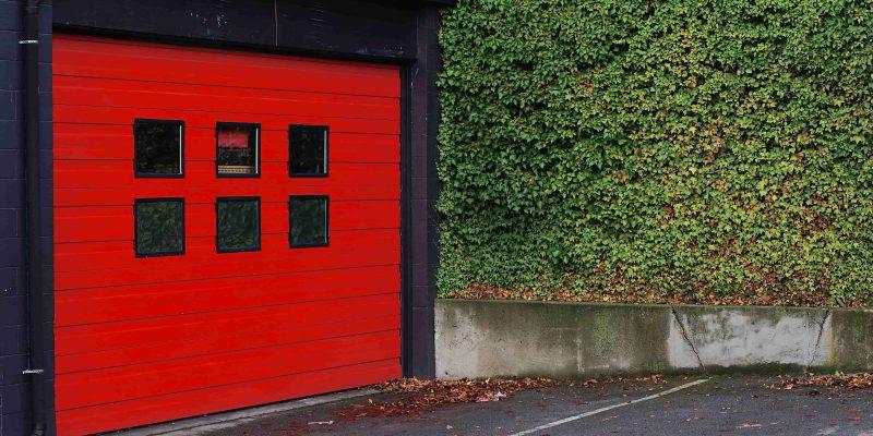 Opter pour une porte de garage design ?