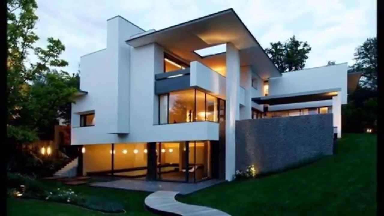 zoom sur les maisons de luxe construction portail maison