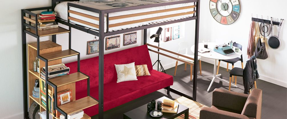Comment am nager un petit studio maison portail conseils d co for Amenager petit appartement