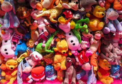Des idées pour ranger les jouets dans la maison
