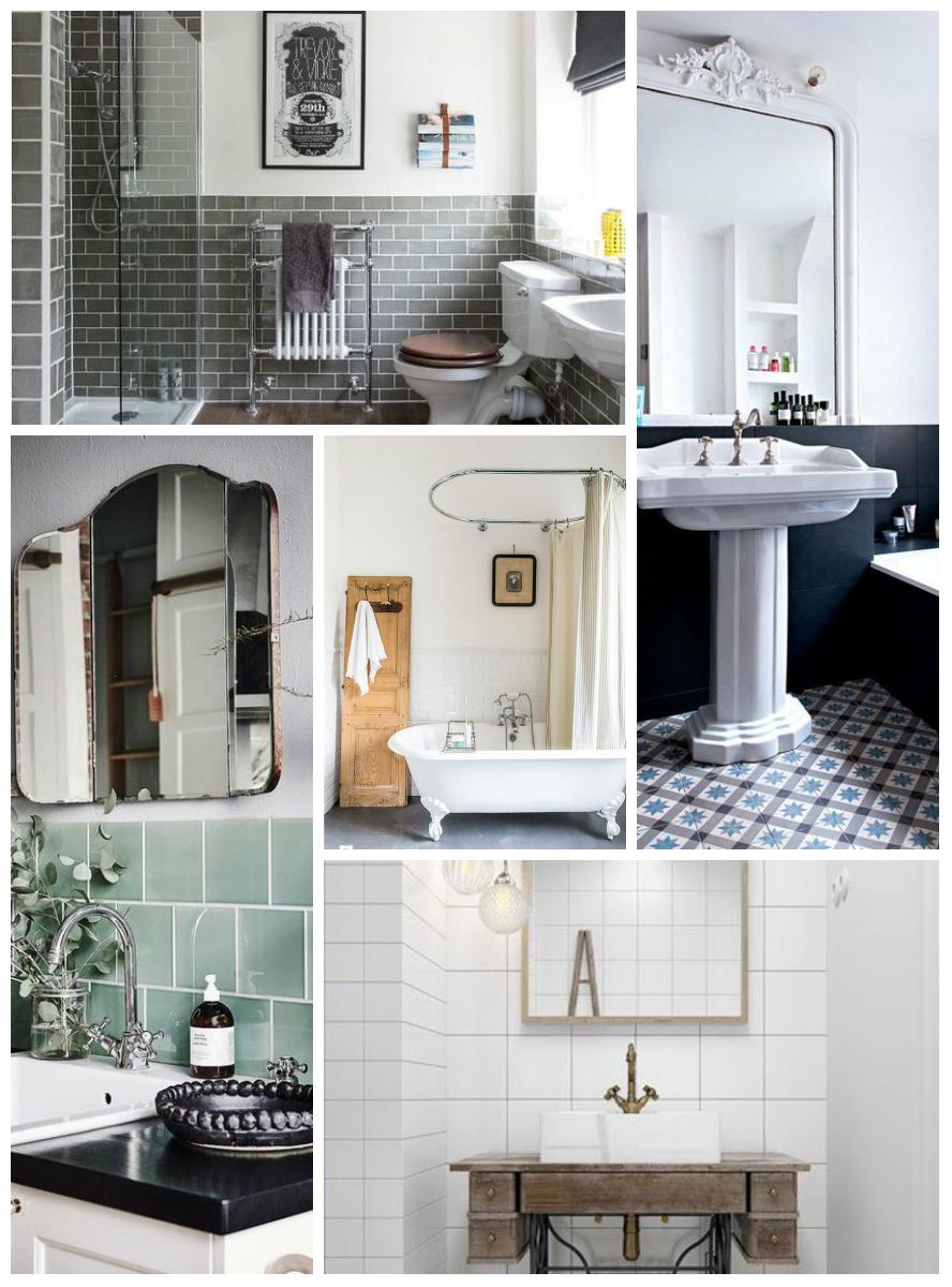 Deco Tendance 2018 Salle De Bain déco : 5 astuces pour créer une salle de bain vintage