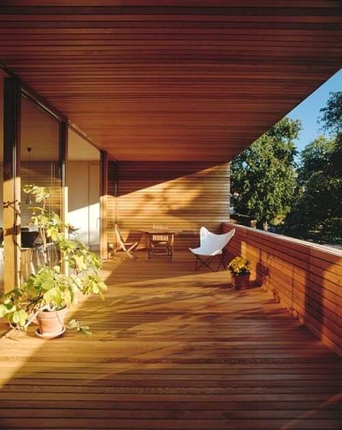 Entretenir une terrasse en bois : nos conseils