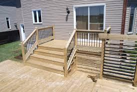 Le bois traité pour la terrasse