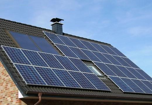 L'utilisation des toitures solaires