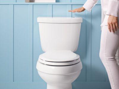 Les types de toilette
