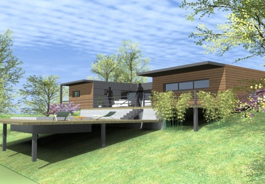 Quel type de maison contemporaine choisir ?