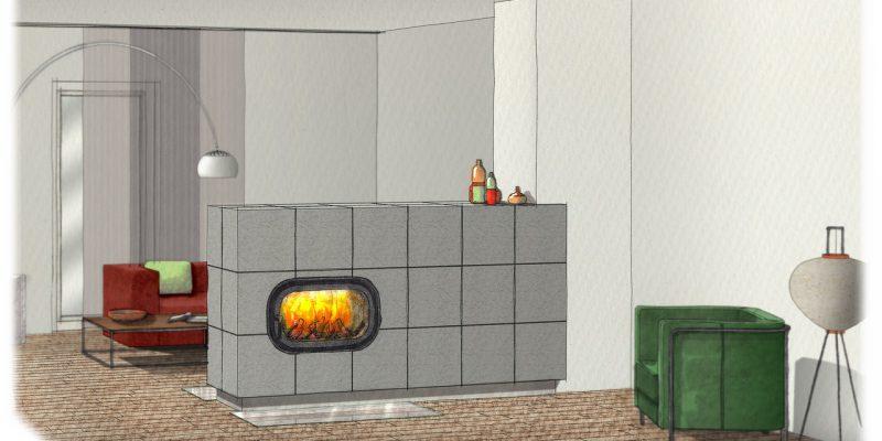 Quel poêle à bois pour une maison de 100 m² ?